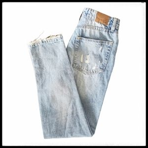 ⭐SALE⭐ Aero Mom Ankle Jeans